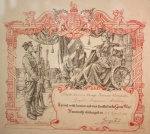 George Worsdale's discharge certificate
