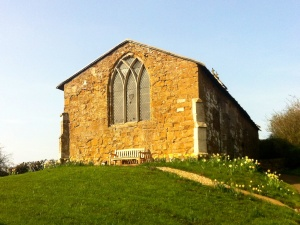 Holwell Church 30 Mar 12