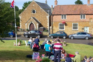 Picnic on the Village Green