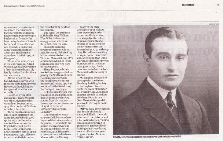 Melton Times 25 Dec 14 page 2
